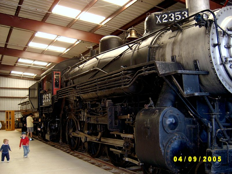 SP #2353 in the Display Building!